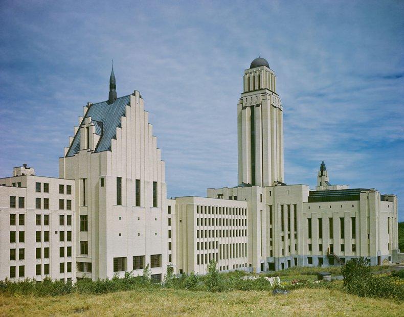 Université de Montréal in Montreal, Canada