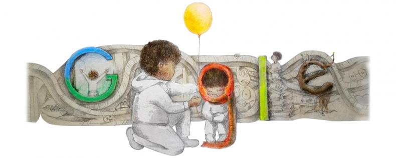 Google Doodle for June 15