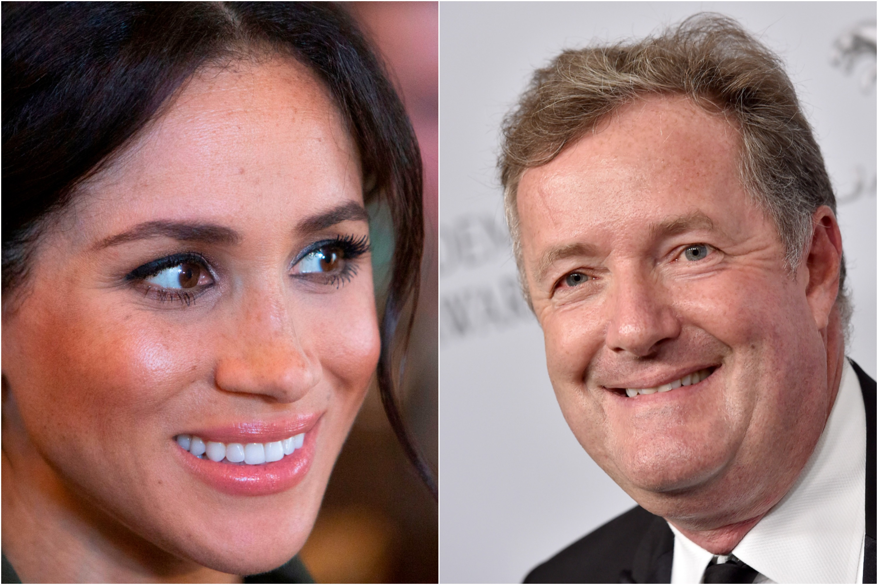 Piers Morgan Says Meghan Markle and Prince Harry Hijacked Queen's Lilibet Nickname