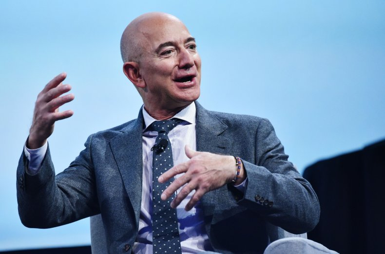 Petition set up to stop Bezos