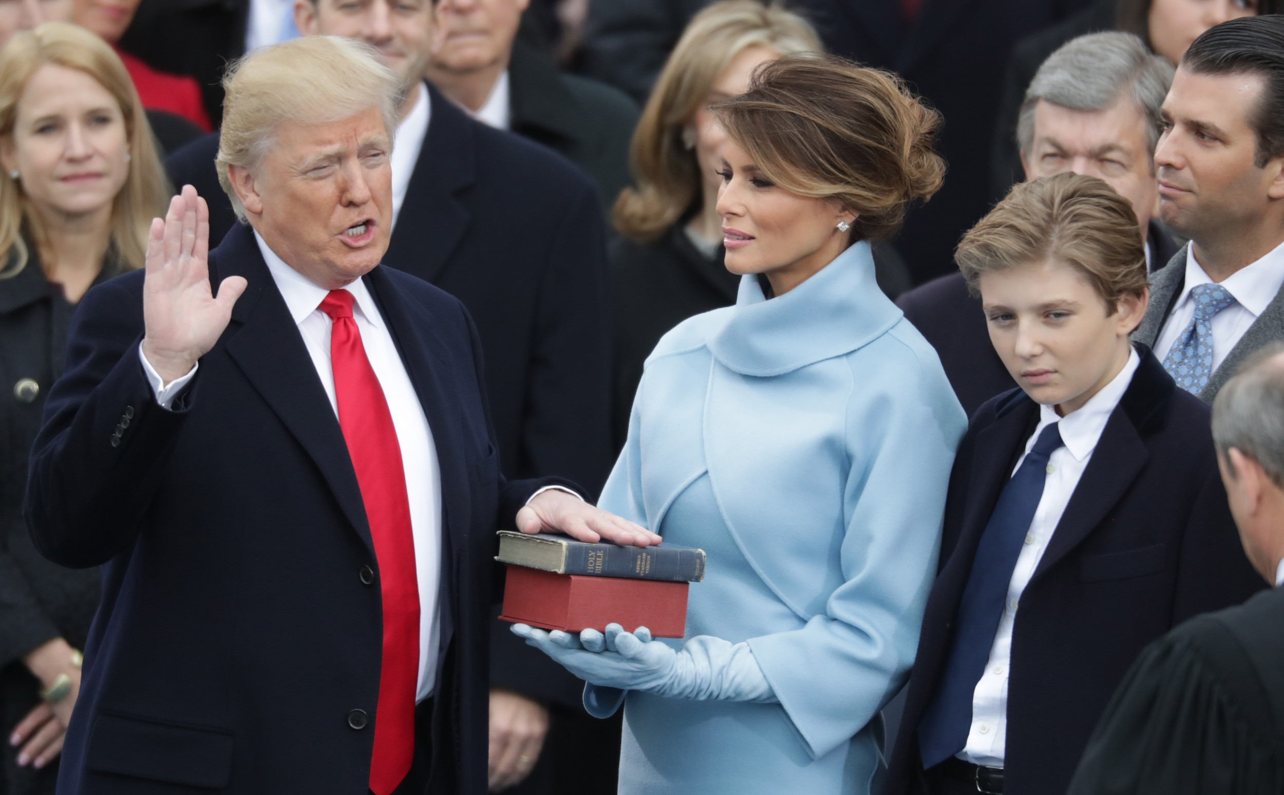 Fact Check: Are Tickets for Trump's Second Inauguration Being Sold Online?