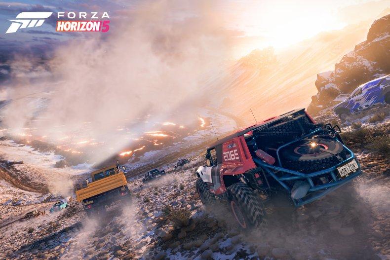 Forza 5 Horizon Ford Bronco Unimog