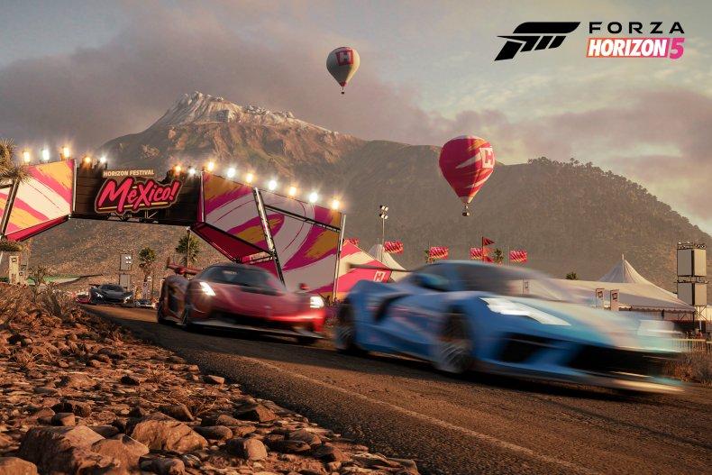 Forza Horizon 5 Chevrolet Corvette