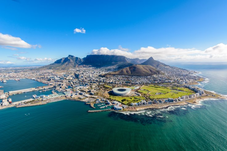 Country Reports - South Africa