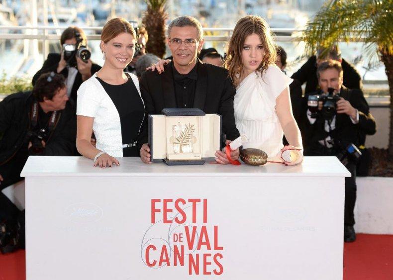 2013: 'Blue is the Warmest Color' wins the Palme d'Or