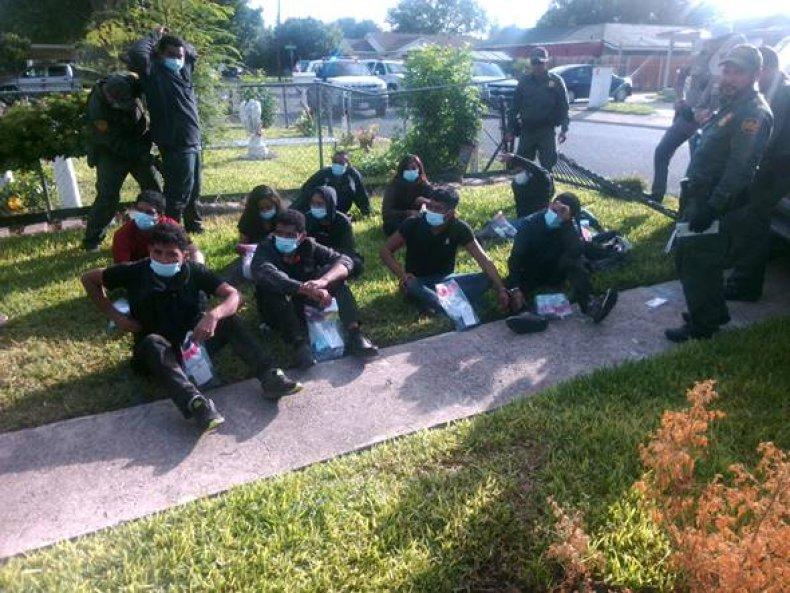 Undocumented Immigrants Human Smuggler Car Crash Texas