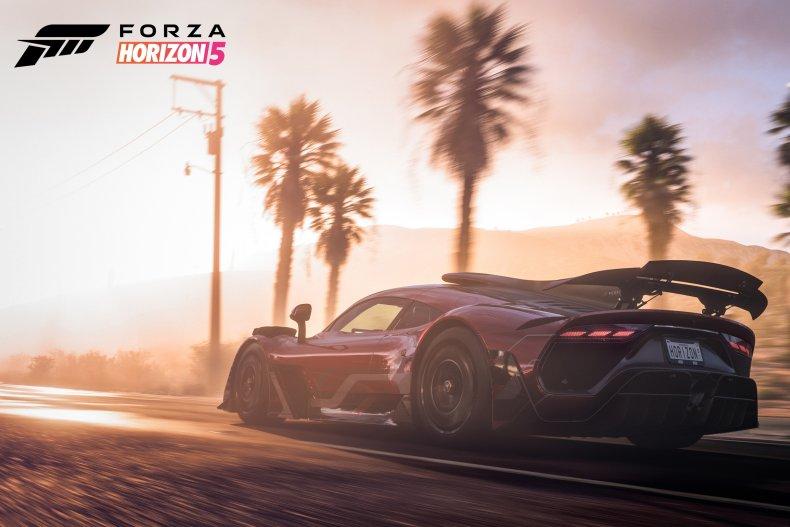 Forza Horizon 5 Mercedes-AMG One