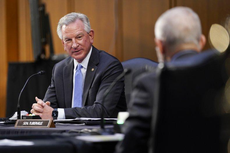 Tuberville Cosponsors Bill Ending Federal Funding CRT