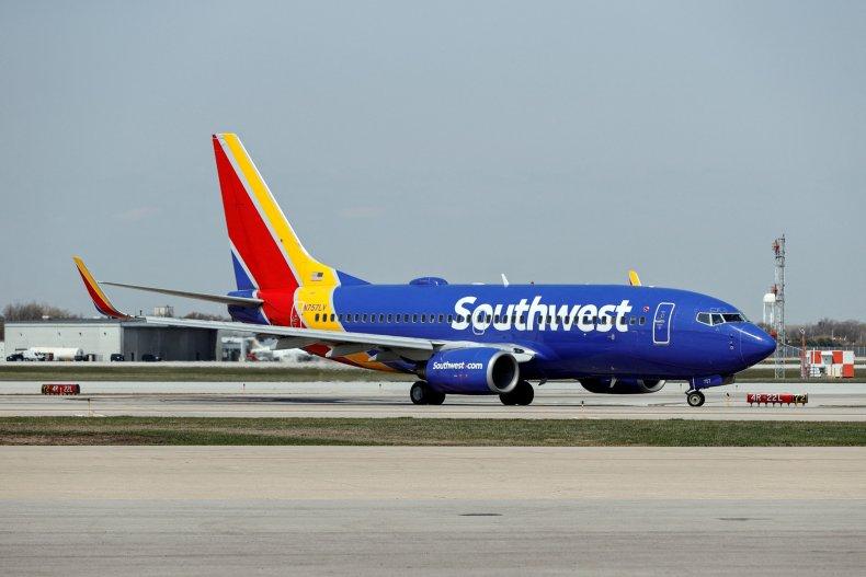 Southwest Flights Delayed