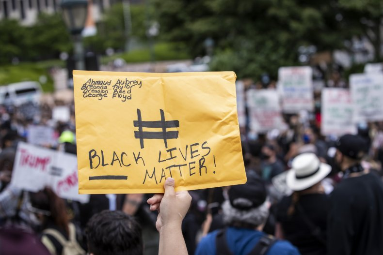 News - George Floyd Protest - New