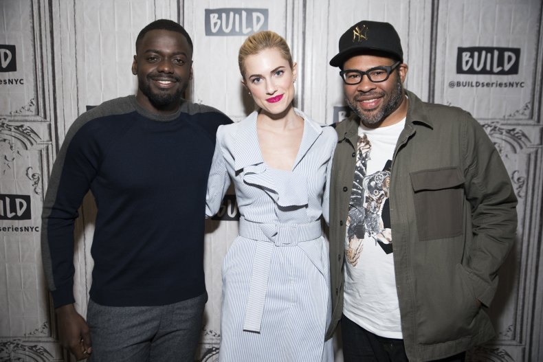 Get Out movie interview