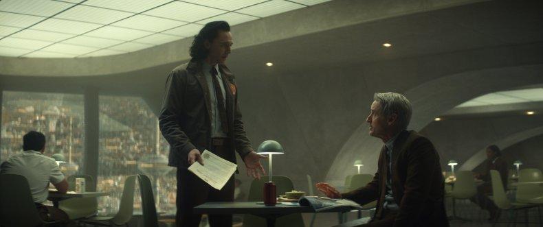 Tom Hiddleston and Owen Wilson Episode 2