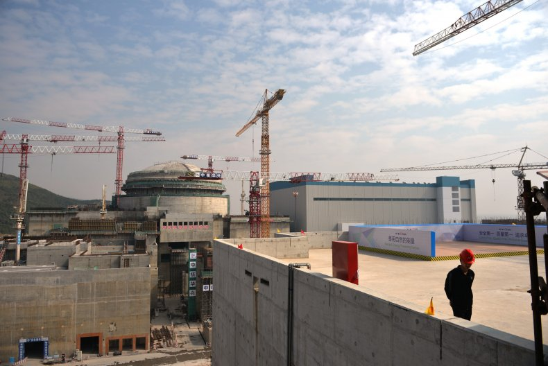 China-France Joint Nuclear Plant Under Scrutiny