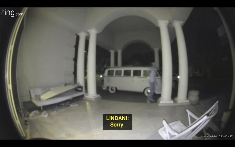 Video Footage Police Shooting Honolulu Apologizing