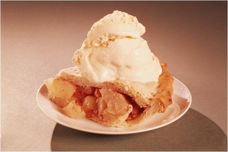 Apple Pie from 1950s