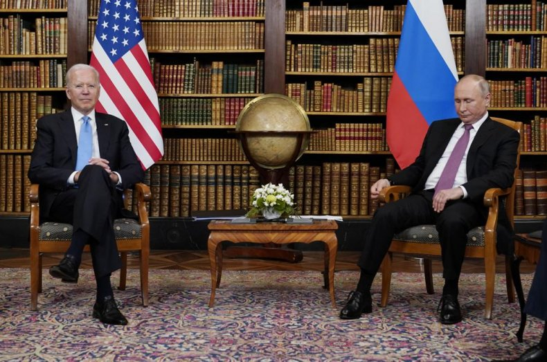 Biden, Putin Summit