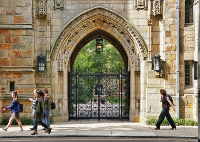 Connecticut: Yale University
