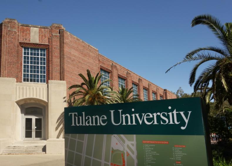 Louisiana: Tulane University of Louisiana
