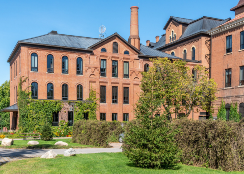 Minnesota: Saint John's University