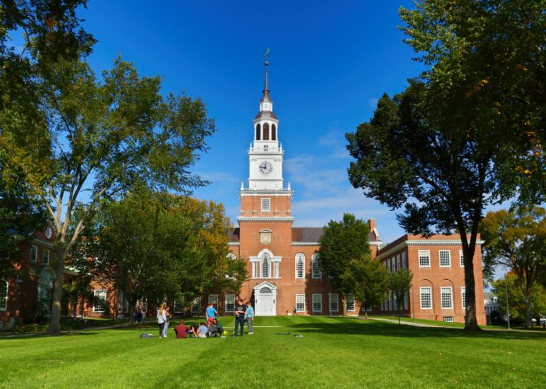 New Hampshire: Dartmouth College