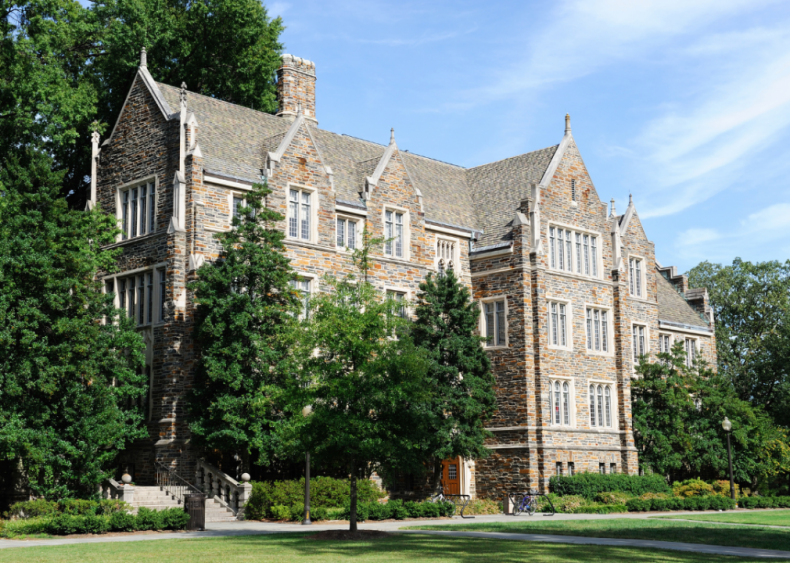 North Carolina: Duke University