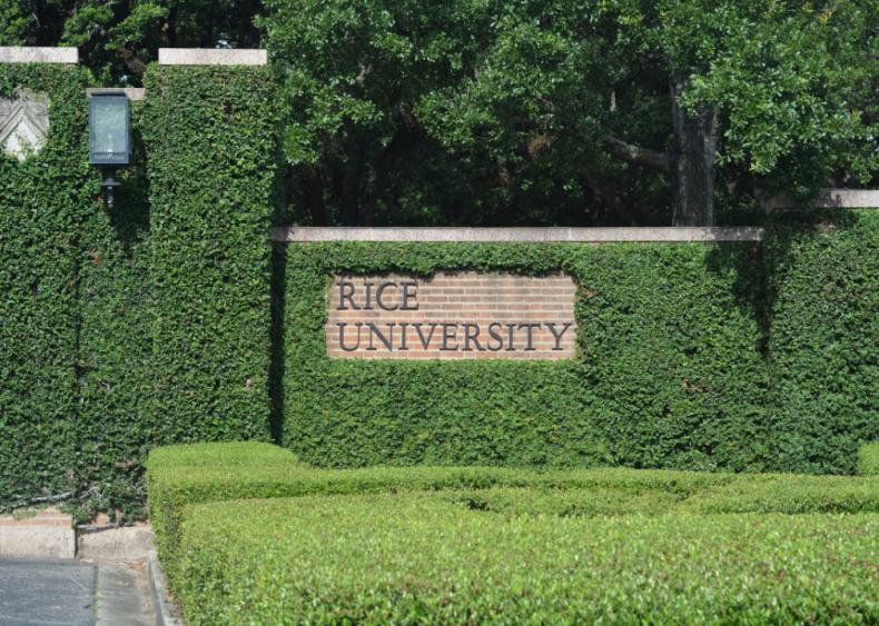 Texas: Rice University