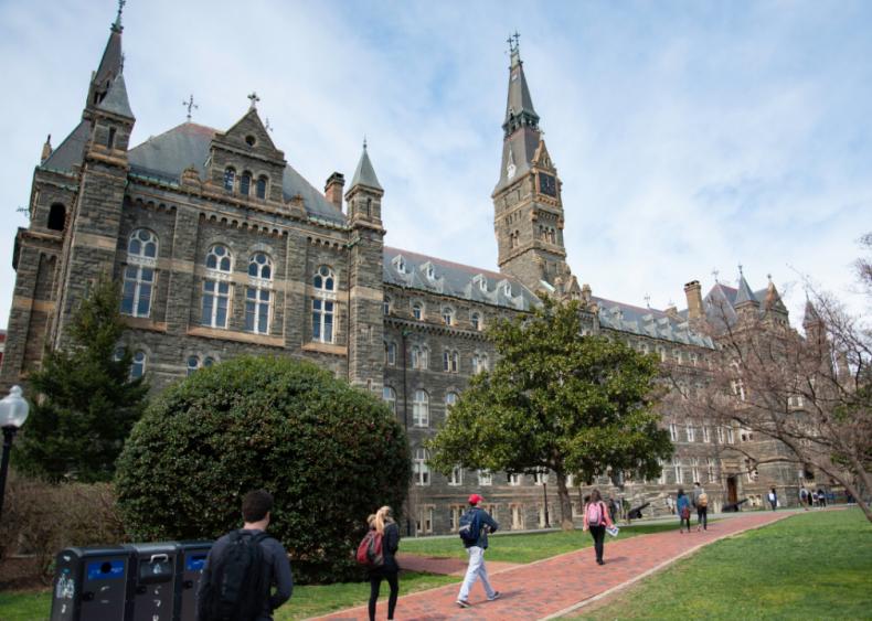 Washington D.C.: Georgetown University