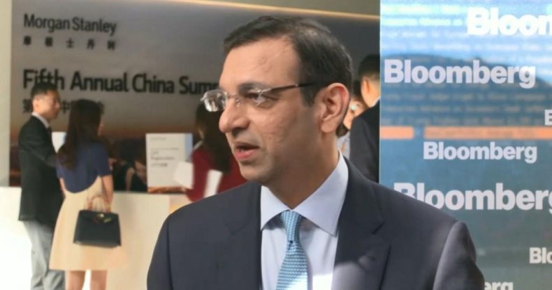Chetan Ahya Chief Economist Morgan Stanley