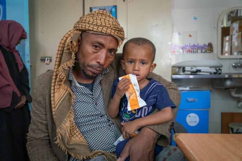 Refugees in Yemen