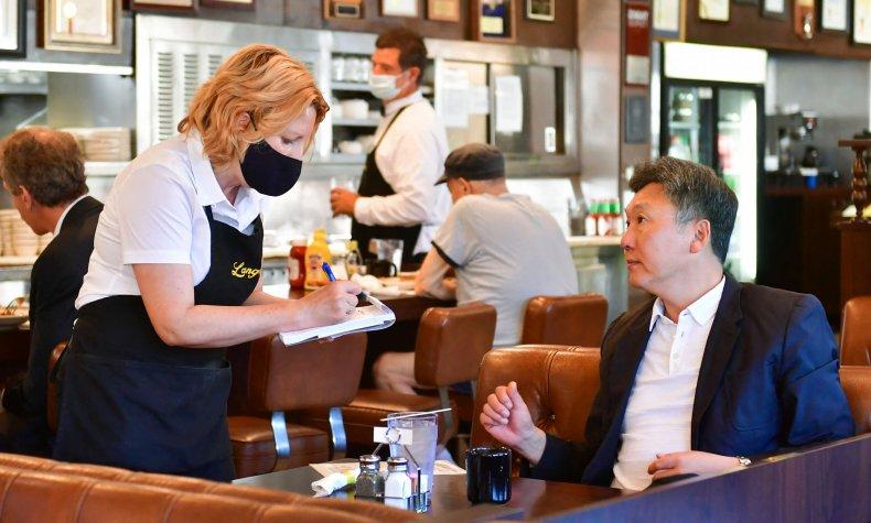 California lockdown reopening masks covid-19 pandemic
