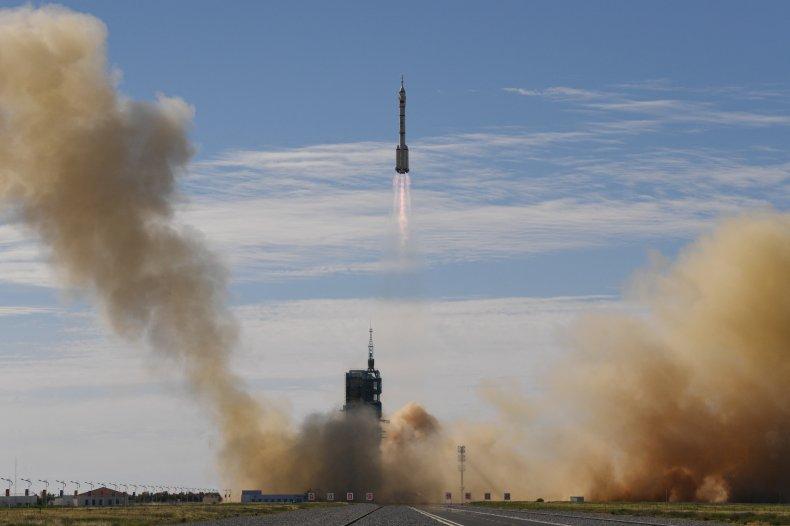 china space rocket tianhe