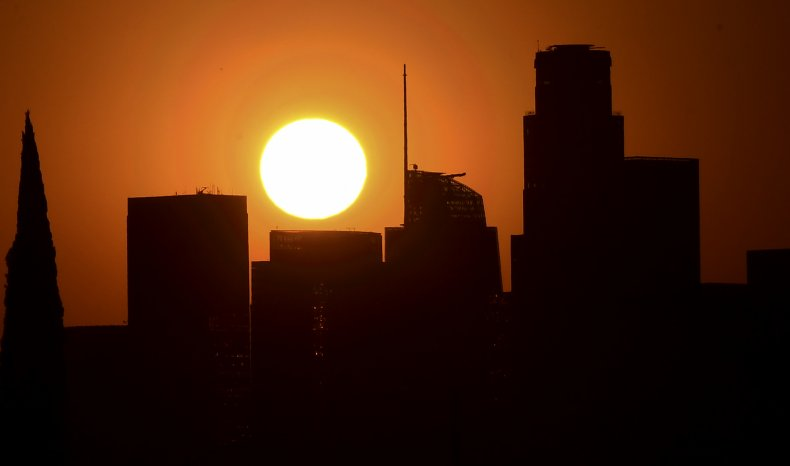 California Power Grid Blackouts Heat Wave ISO