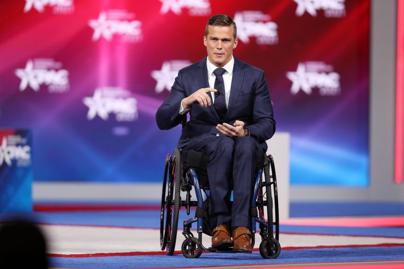Madison Cawthorn Speaks at CPAC