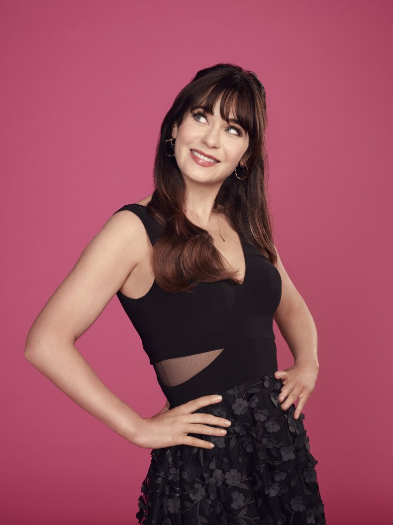Zooey Deschanel on The Dating Game
