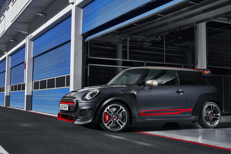 2020 MINI JCW GP garage