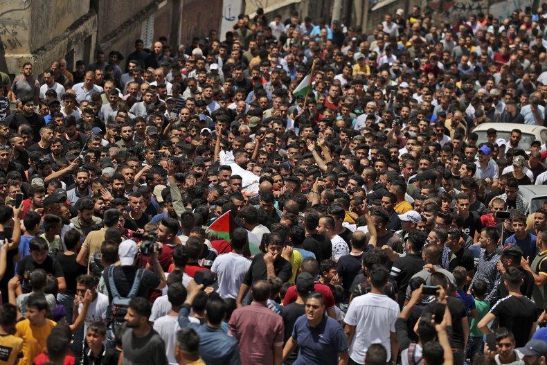 Israel-Palestinian Tensions