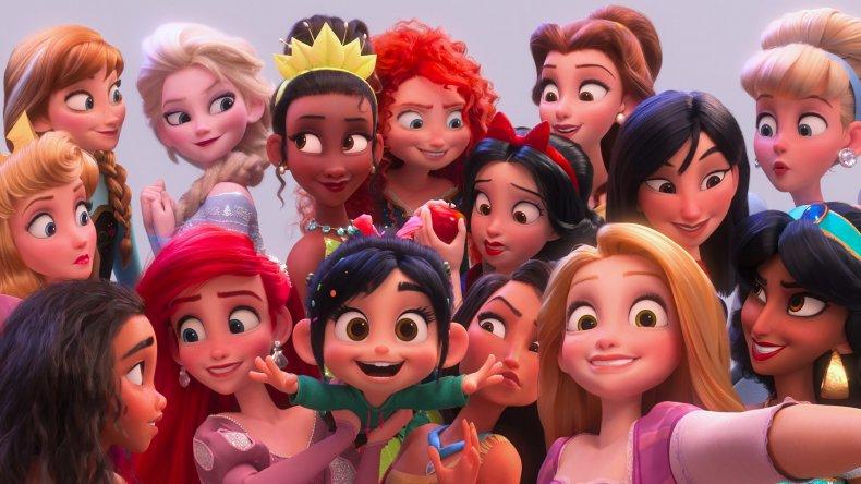 official disney princesses