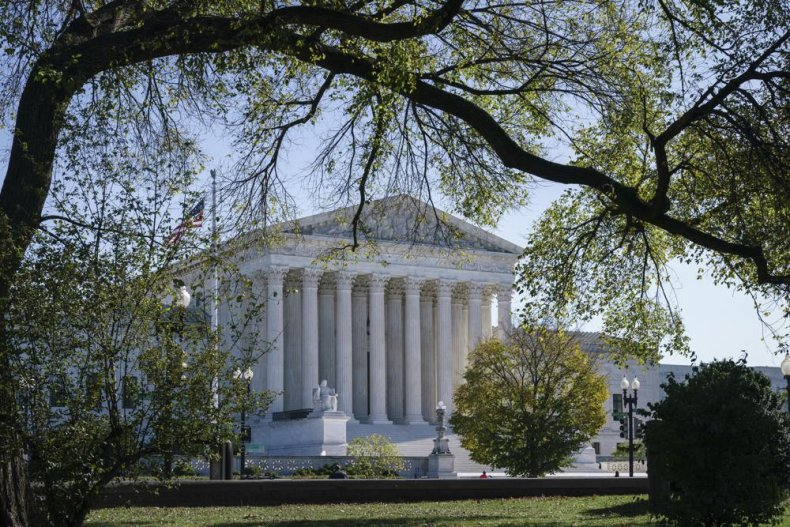 Supreme Court, Election Day