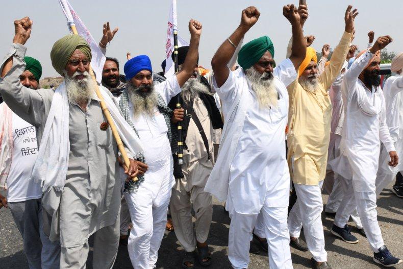INDIA-POLITICS-FARMERS-PROTEST