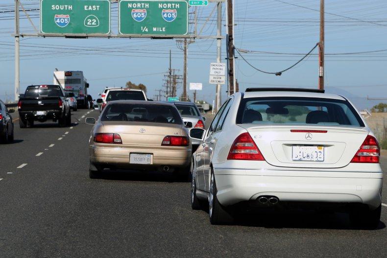 Traffic Orange Country CA