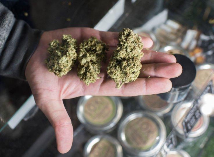 Connecticut Fourth State to Legalize Marijuana 2021