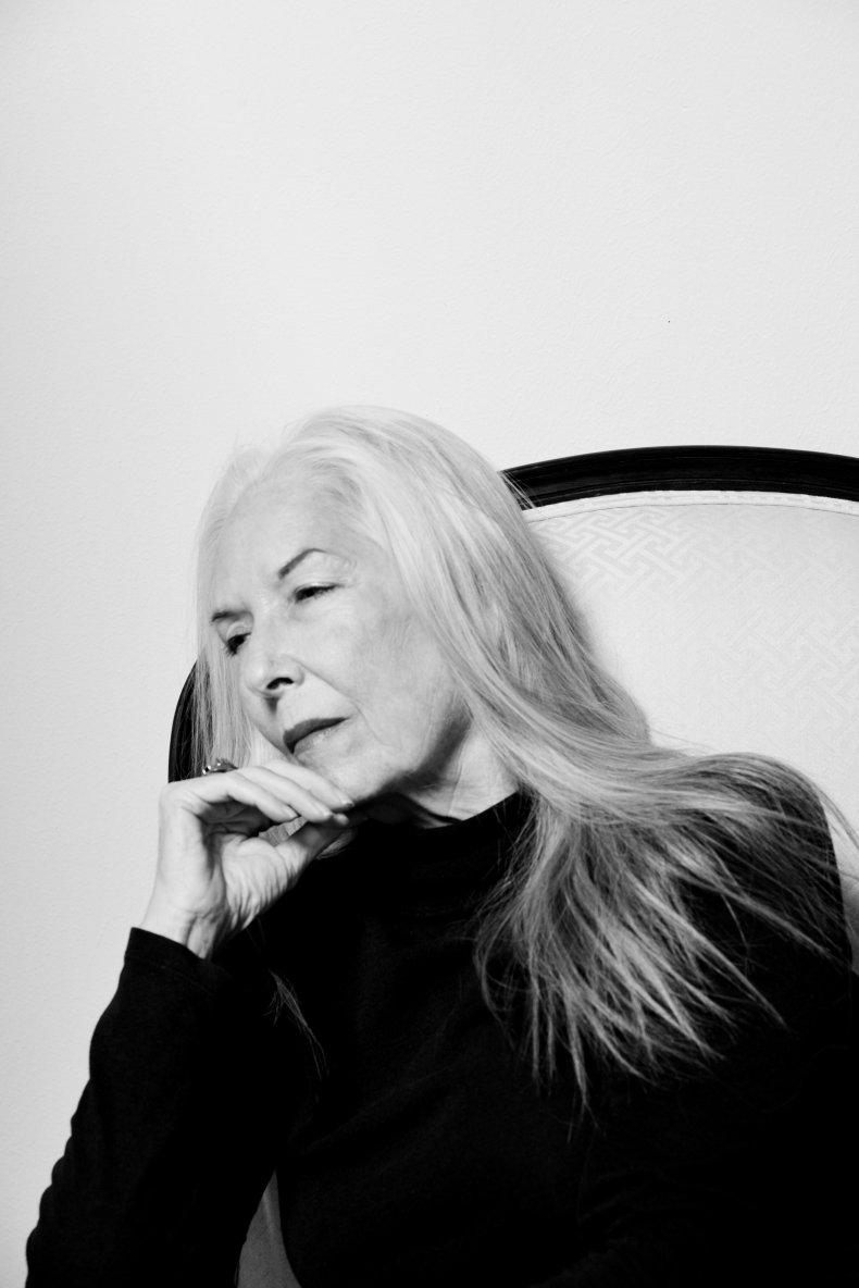 Judith Ann Warren modeling