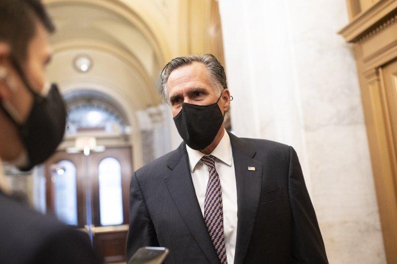 Mitt Romney February 2021