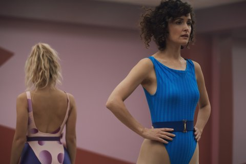 Rose Byrne Brings Back the '80s (and