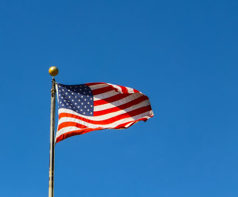 Pledge of Allegiance banned in Colorado town