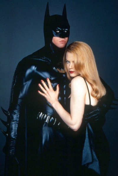 Val Kilmer and Nicole Kidman