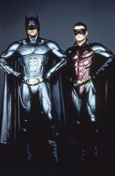 Val Kilmer and Chris ODonnell