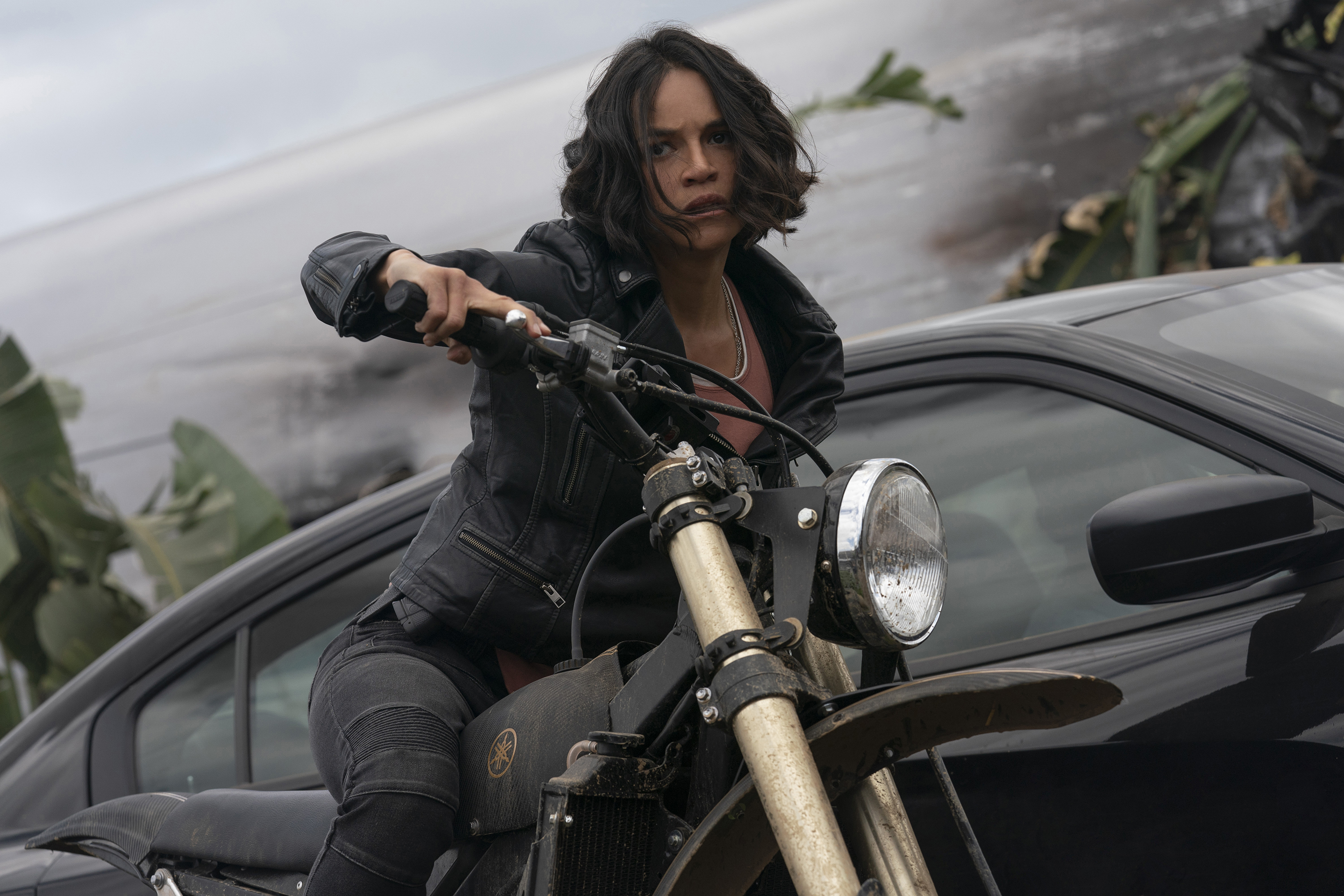 Fast & Furious F9 Michelle Rodriguez