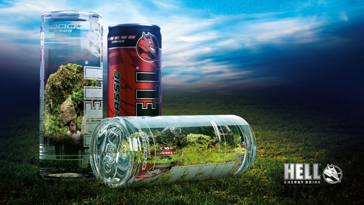 Hell Energy: Hungary's Canned Power
