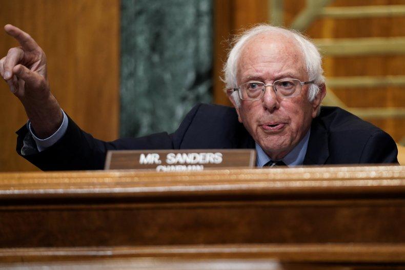 Bernie Sanders in the Senate